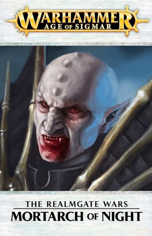 The Realmgate Wars - IX - Mortarch of Night 14084842m
