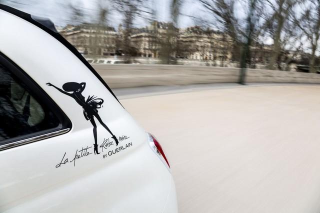 Fiat 500 La petite Robe noire by Guerlain 141374Fiat500LapetiteRobenoire18