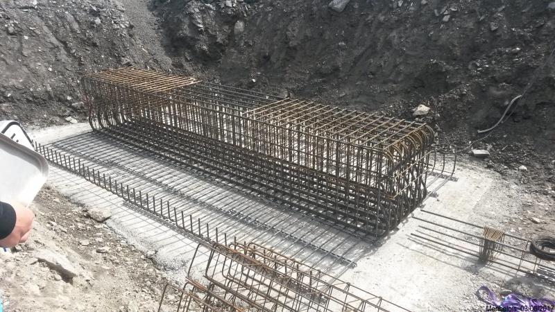 Construction du télésiège débrayable 6 places (TSD6) Roc de Tougne 14161220170603105304