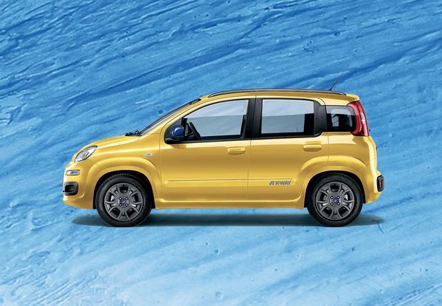 Commercialisation de la nouvelle Fiat Panda K-Way® 142068pandakway04