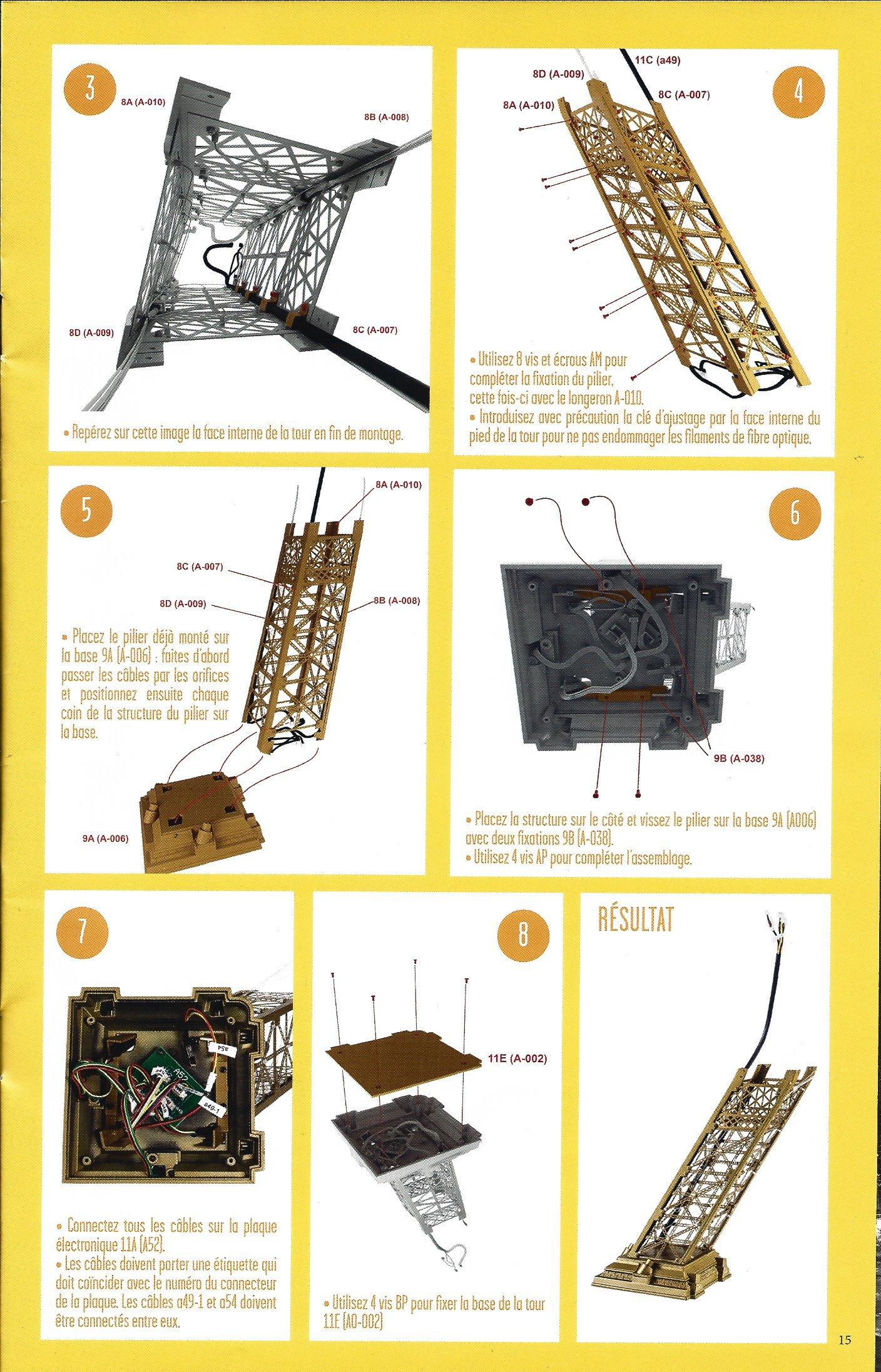Numéro 17 - Je construis la Tour Eiffel - Autour de la Tour 14222417c