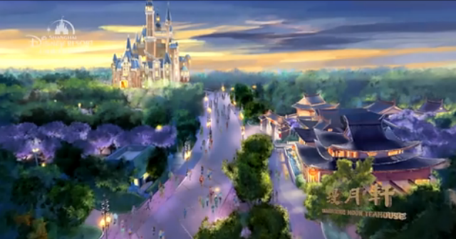 [Shanghai Disneyland] GARDENS OF IMAGINATION (Fantasia Carousel/Dumbo/Mickey/Marvel/Golden Fanfare/Parade) 142959sd3