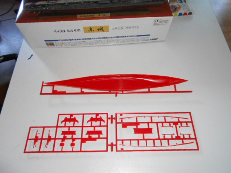 AKAGI 1/700 PE HASEGAWA 142960presentations004