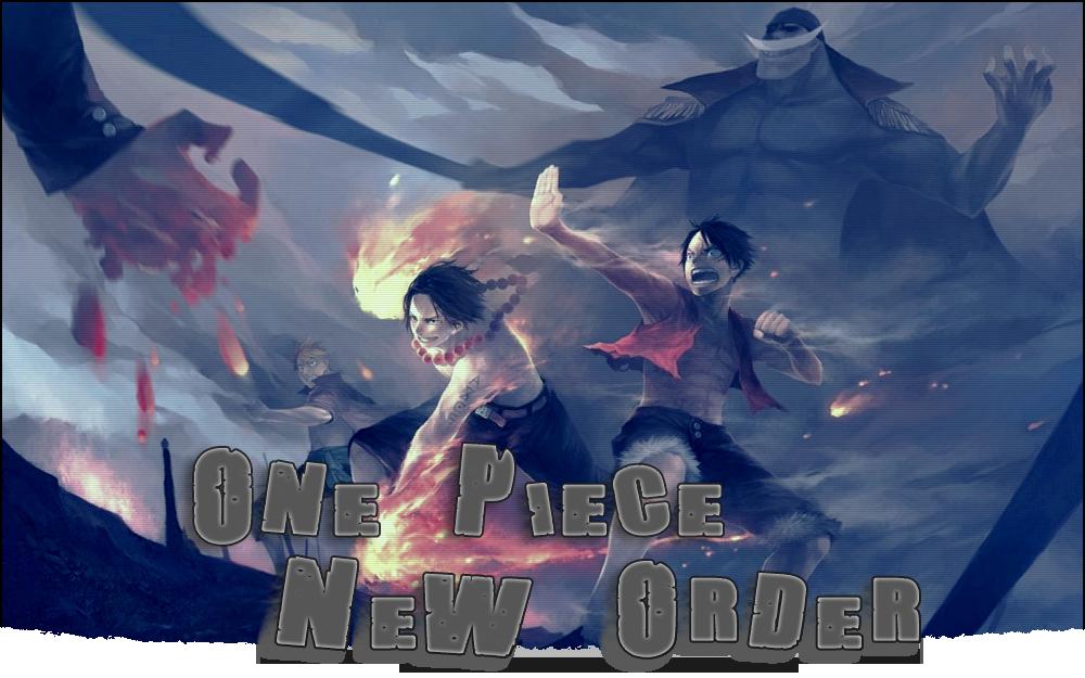 One Piece New Order 143026ban111copie