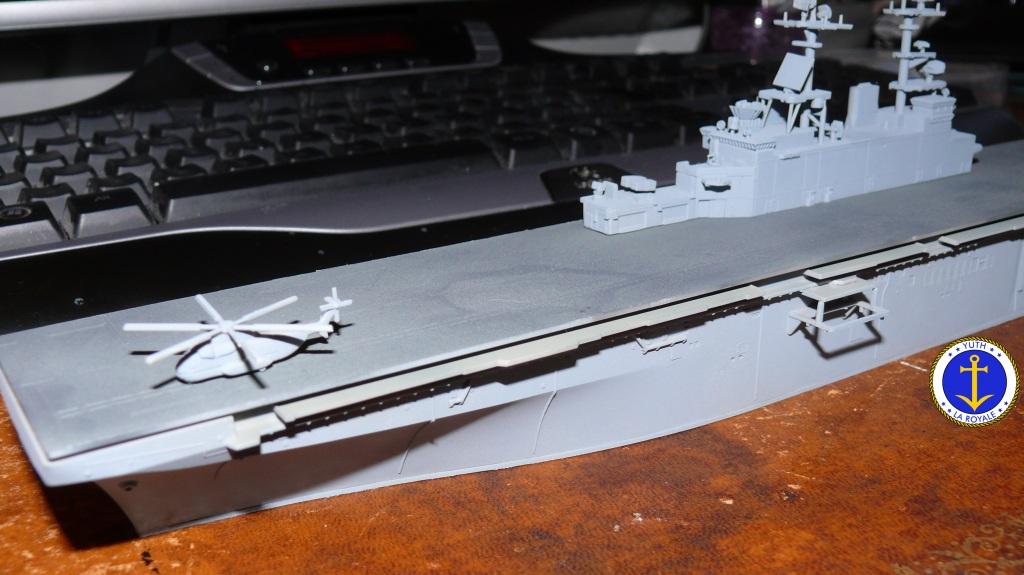 USS KEARSARGE LHD-3 1/700 REVELL 143969Kearsarge2