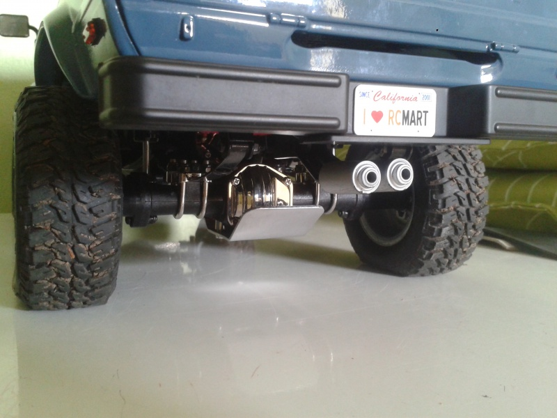 L'Hilux a Lolo57 sur Chassis G-made - Page 3 14413220150603181911