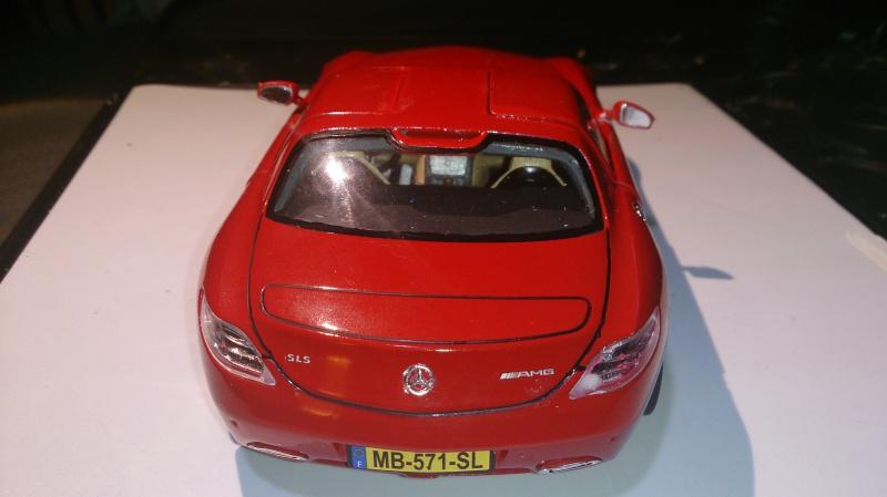 Voiture Mercedes-Benz SLS AMG  144432DSC0064