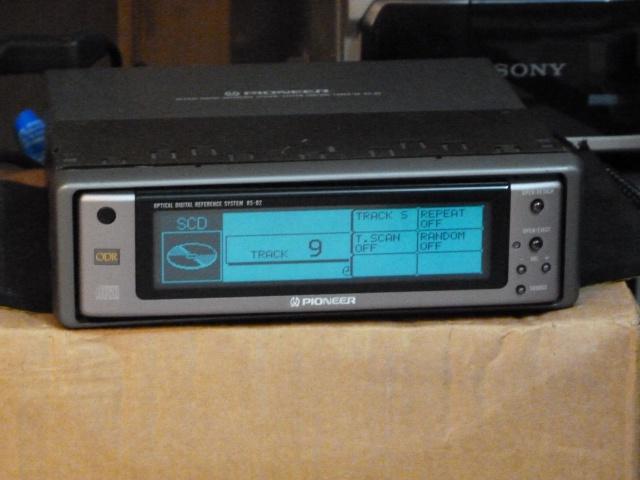 VW T3 Westfalia: double système Pioneer: ODR et Component 144566P1240680
