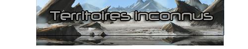 Territoires inconnus