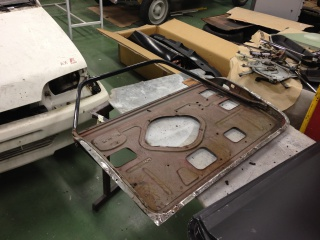 Restauration Mini Austin 1300 Injection 145337IMG2298