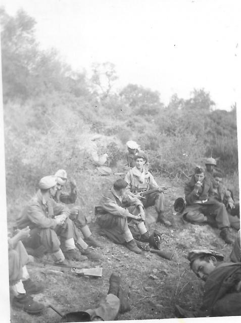 1948/1950 Algérie 2ème Bataillon du 1er R.C.P. 1456766623