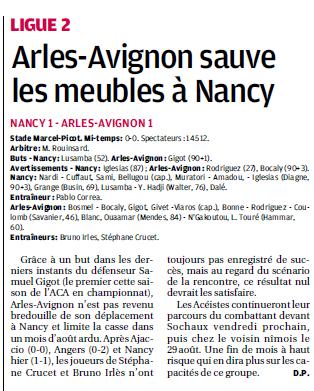 AC ARLES AVIGNON /// CLUB ET STADE  - Page 4 146089959