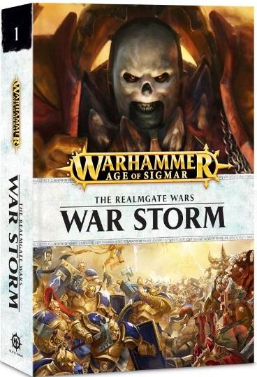 The Realmgate Wars - I - War Storm de Nick kyme, Guy Haley et Josh Reynolds 14616437A