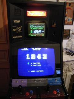 (Vds) Nintendo Playchoice 10 + 18 jeux (castlevania,rygar,contra...)  146557DSCN3471