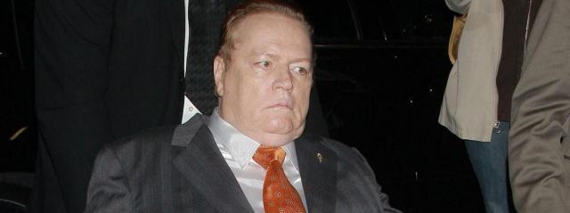 Le roi du porno Larry Flint offre 10 millions de dollars pour destituer Donald Trump 14681515hu