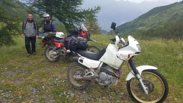 LC8 Rally western Alps - Stella alpina - Alpes Tour 2016  14788620160712105058
