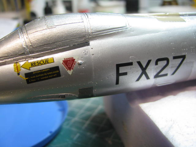 DUO: F-104N (NASA) + F-104G (BAF) Hazegawa 1/48  - Page 2 148144IMG7118