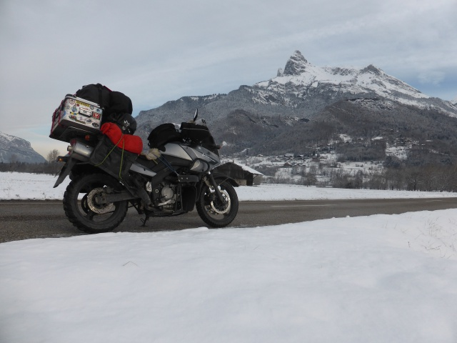 CR du 3eme Agnellotreffen (I) : une belle hivernale glaciale ! 148299P1100499