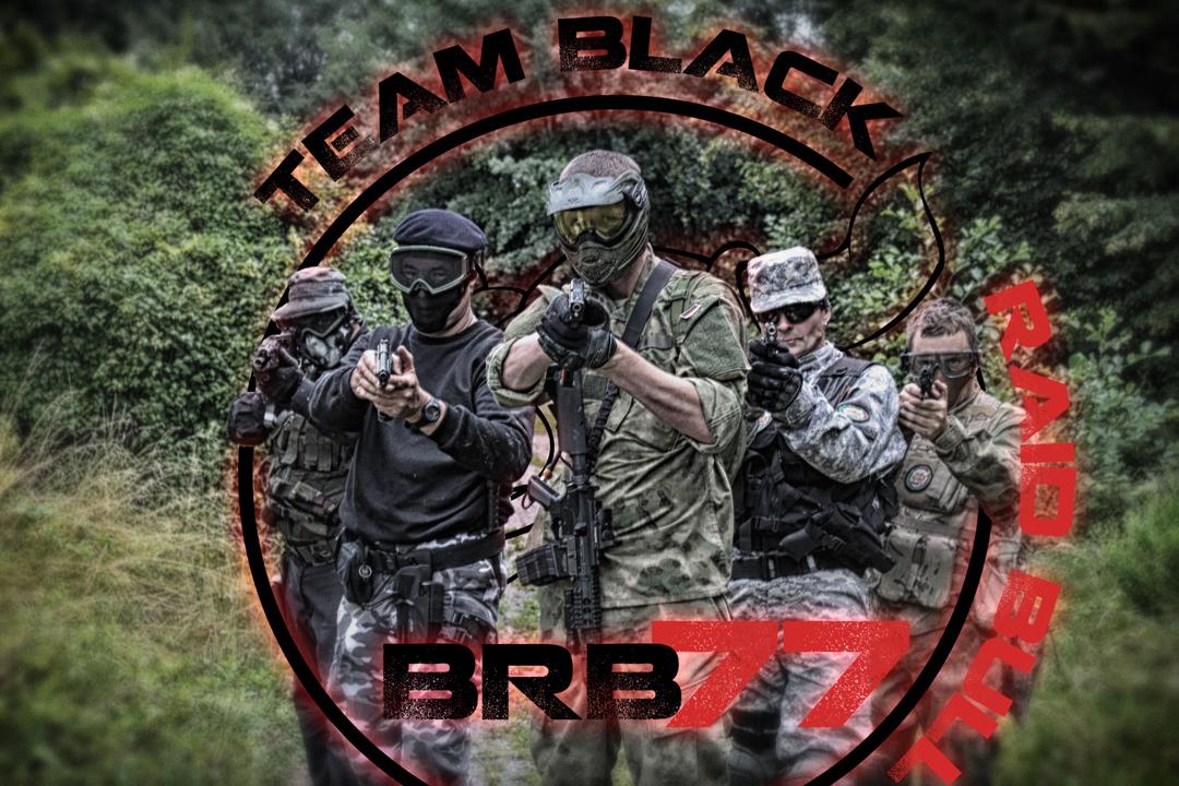Black Raid Bulls 77