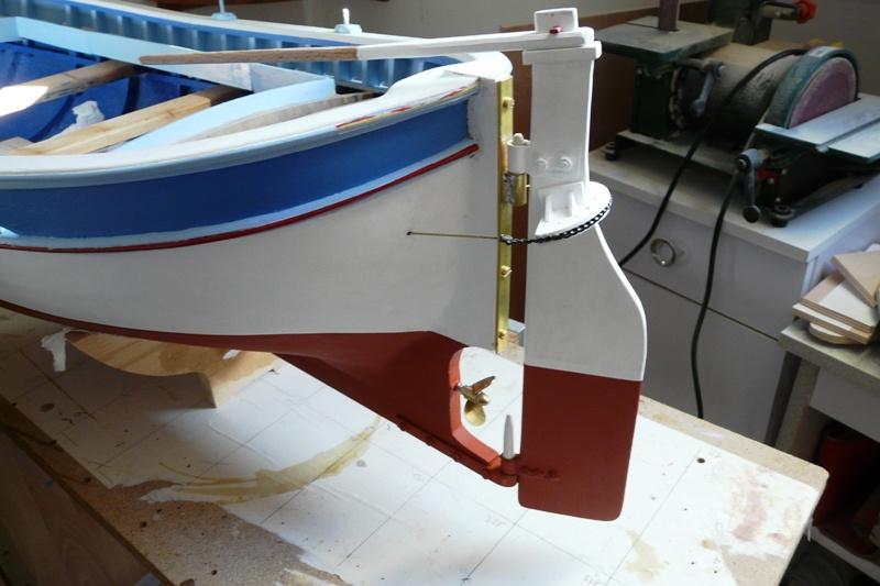 Barque Marseillaise echelle 1/8,12 148355P1130091