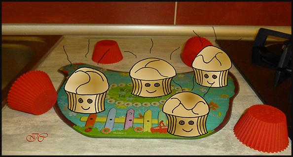 Muffins à la bovine qui rit.(Recette versifiée) 148603recetteencadre