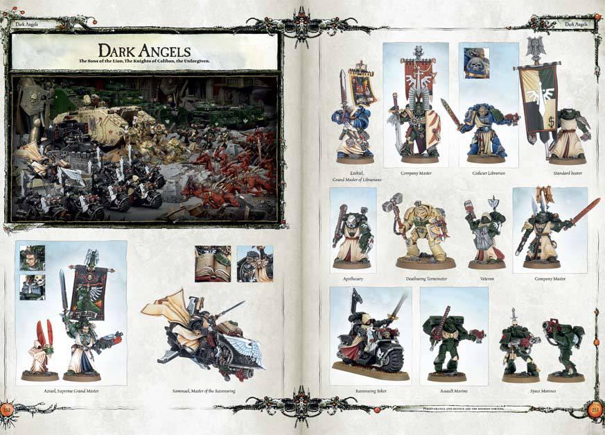 Le Livre de Règles de Warhammer 40,000 - V6 (en précommande) - Sujet locké 149152W40K4