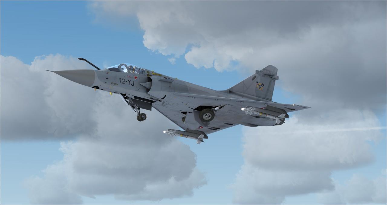 Mirage 2000-C 149341M2K4