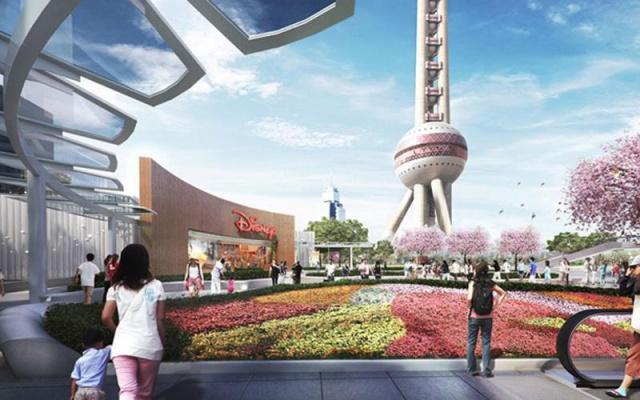 [Shanghai Disney Resort] Le Resort en général - le coin des petites infos  - Page 21 149633dss2