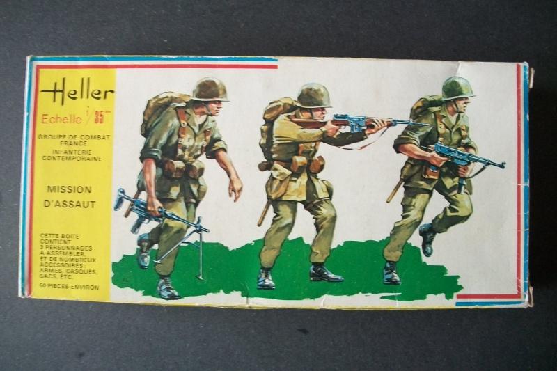 Groupe de Combat Français (réf.112) Mission d'Assaut 1/35 149686Heller112135001GroupedeCombatFranceMissiondAssaut
