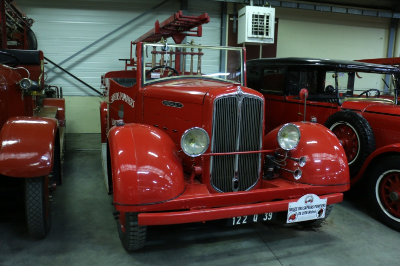 Des camions à gogo....Musée des sapeurs pompiers de Lyon 149820IMG6538
