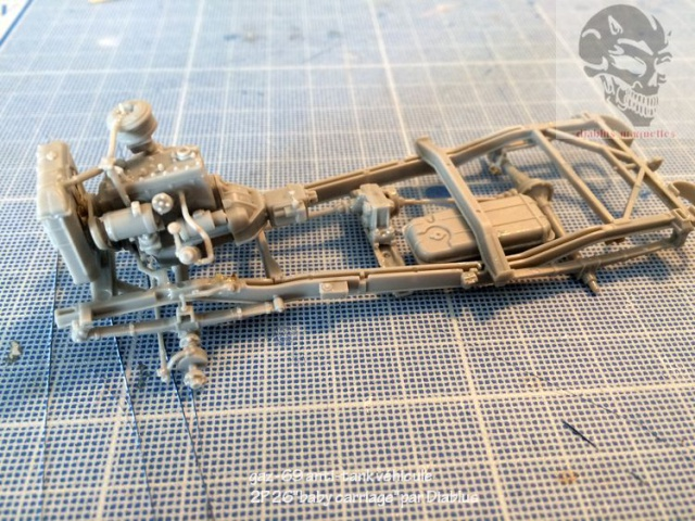 "GAZ-69 2P26 ""Baby carriage"" - Bronco 1/35 150175IMG4007"