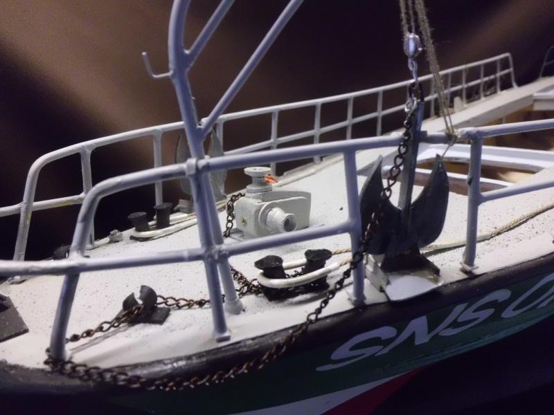 POURQUOI PAS II canot 17.60m SNSM Saint-Malo sur plan au 1/20° - Page 5 150747CIMG2848