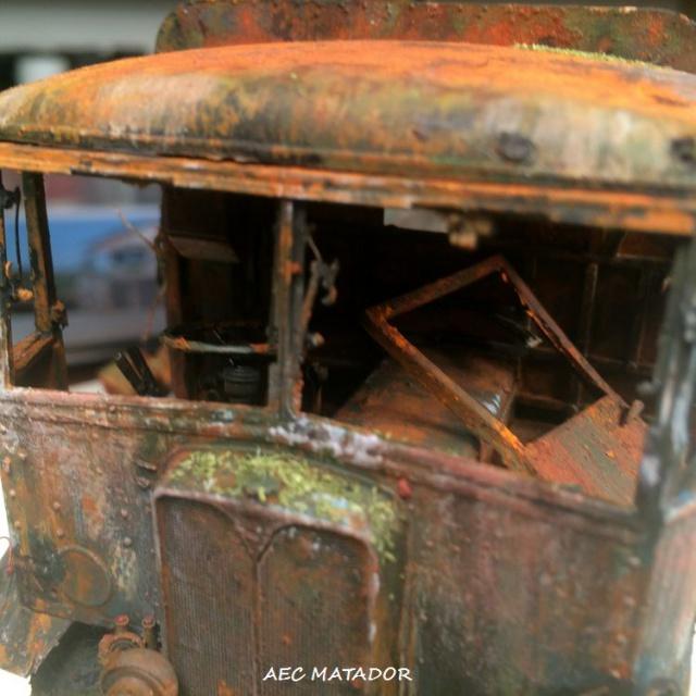 AEC Matador for sale AFV 1/35 150849IMG3959