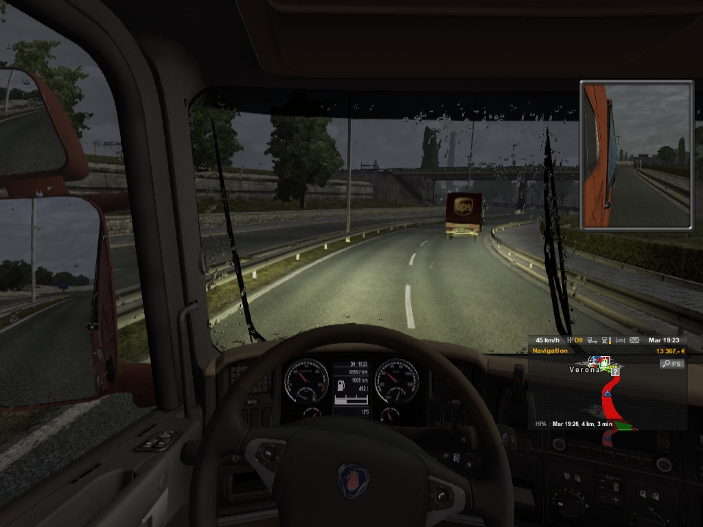 ETS2 - On the road 4 et extension Russie 151526ets200015