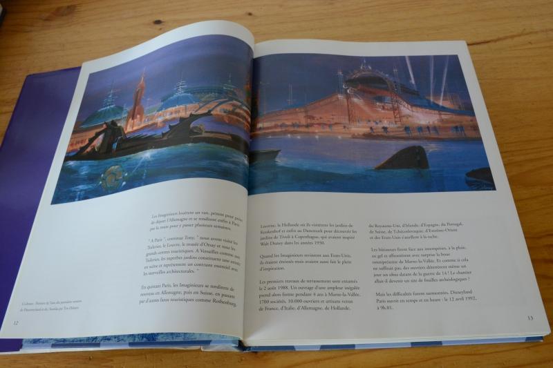 [Livre] Disneyland Paris: de l'Esquisse à la Création (VERSION ANGLAISE UNIQUEMENT) - Page 3 1518522028