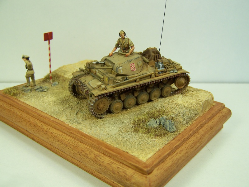 Panzer 2 aus F  Cyrénaique 1941 1527141005391