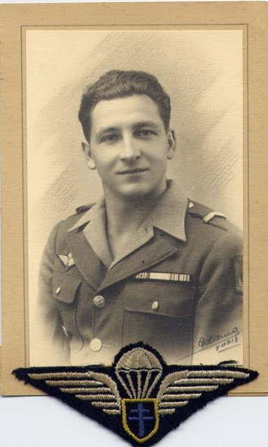 Décés du Sgt GUIONNET Bataillon de Choc 153024GuionnetGuy4meCie