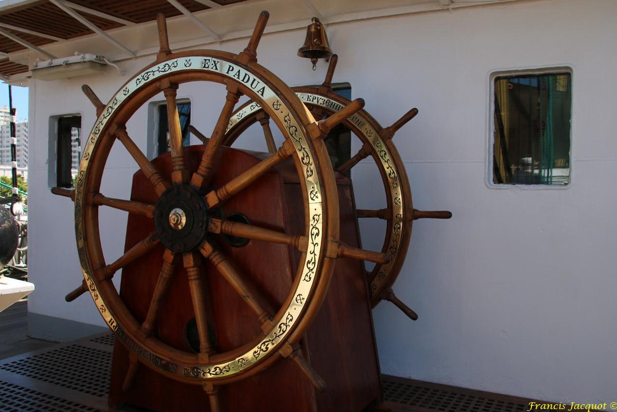 [ Marine à voile ] Voilier Russe KRUZENSTERN 1531647011