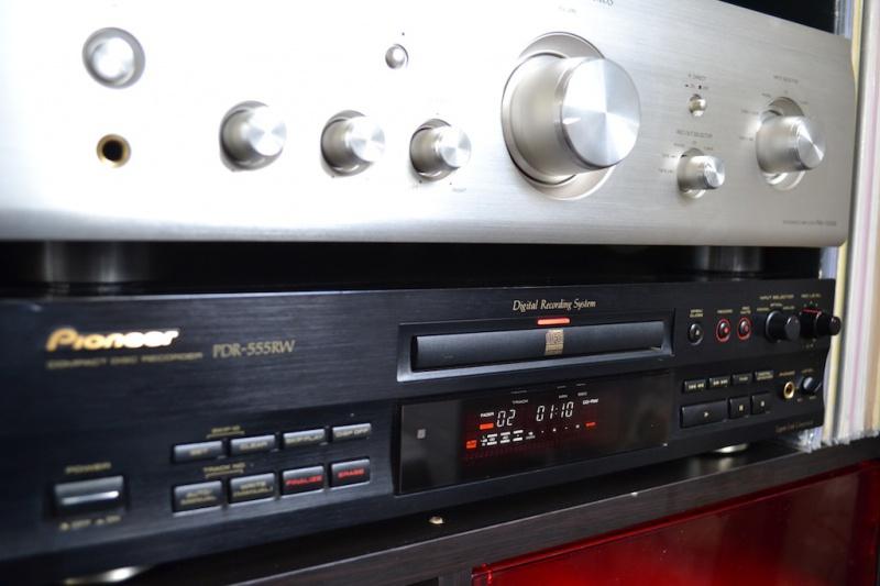 Pioneer PDR 555 RW 153286DSC0018