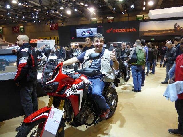 salon de la moto 2015 à Paris 153293P1080338