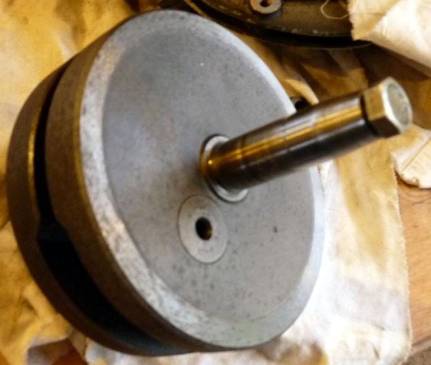 MZ 125 TS changement de roulements d'une MZ 125TS 153834P1030158