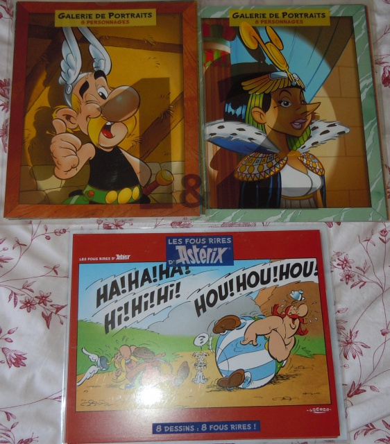 [Collection] Asterix et Cie 15400637r