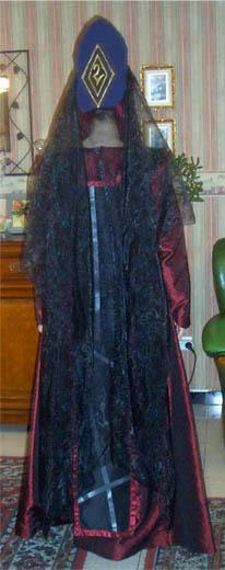 Costume de Vulcaine par T'Luvik 1540408039