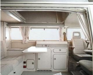 VW T3 Westfalia 1982, ensemble Clarion, montage et installation mise à jour du 19/08 154558intrieurT3