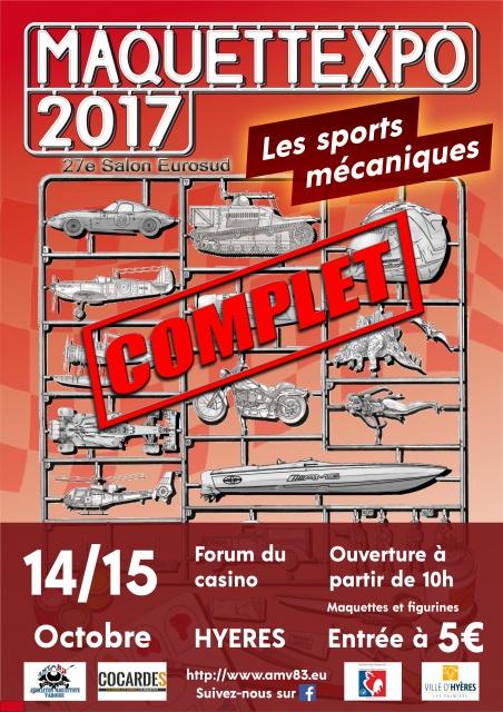 Maquettexpo 2017 14-15 octobre Hyères 154721FinalafficheMaquettexpo2017completcopie