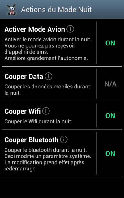 [APPLICATION ANDROID - RABBIT BATTERY] Gérer sa batterie [gratuit/payant] - Page 6 154800413