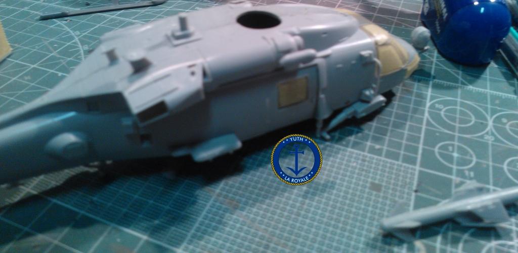 HH-60H RESCUE HAWK 155127HH602