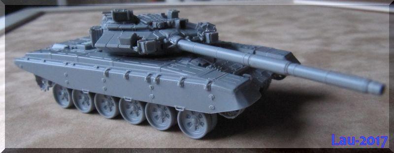 T90 Vladimir - Zvezda - 1/72ème 155582T907