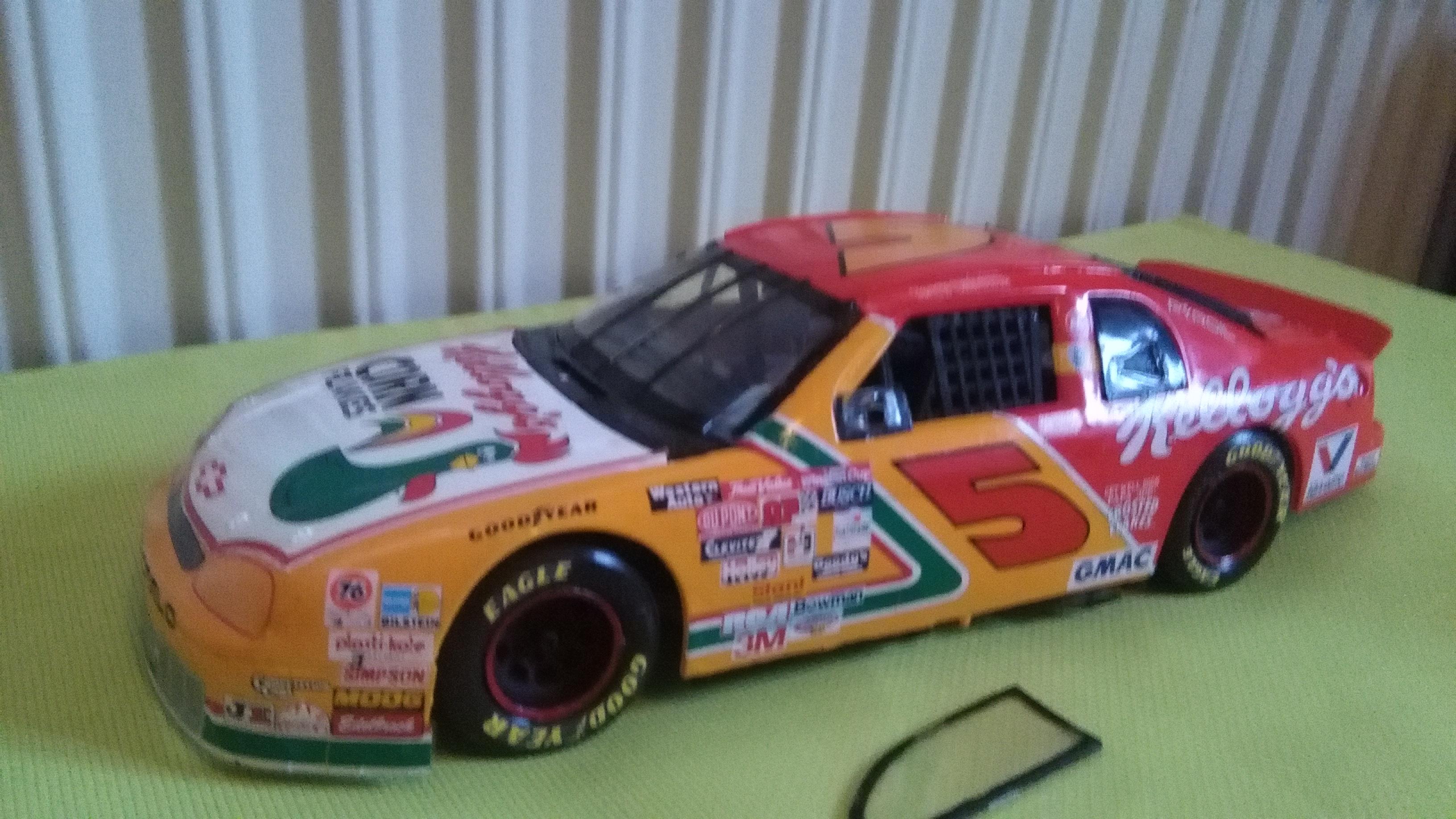 Chevy Monte-Carlo 1998 #32 Jeff Green Kleenex-Cottonelle   156006IMG20160207171148