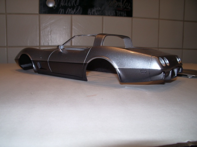 chevrolet corvette 25 th anniversary de 1978 au 1/16 - Page 2 156205IMGP8874
